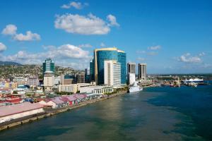 Trinidad and Tobago Ocean City View