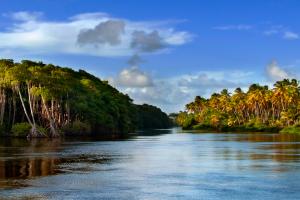 Trinidad and Tobago Water View
