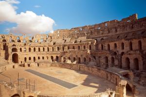 Tunisia Old Arena