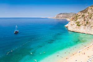 Turkey Beach View