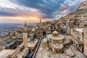 Turkey City View