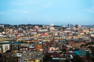 Uganda City View