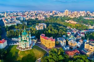 Ukraine City View