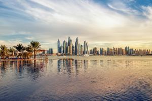 United Arab Emirates Water View