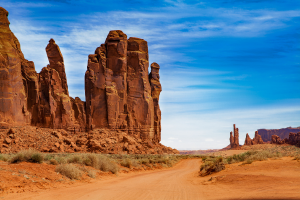 United States Canyon View