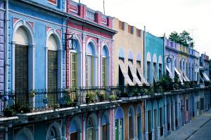 Uruguay Building View