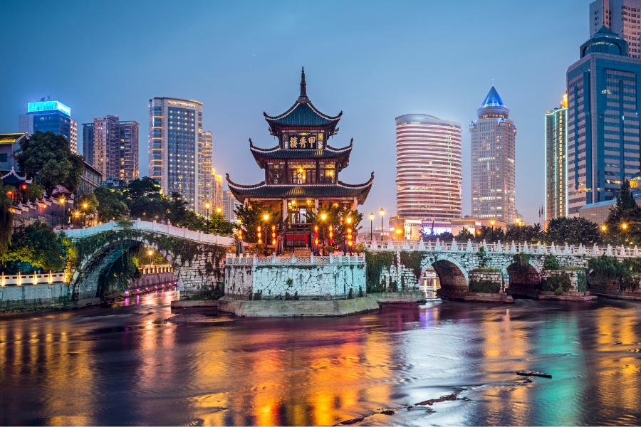 China City View